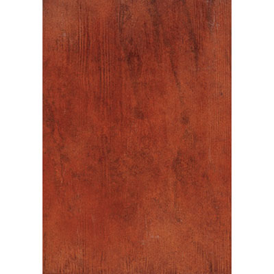 Megatrade Corp. Antique Wood 12 x 18 Red Wood Mogano 2704