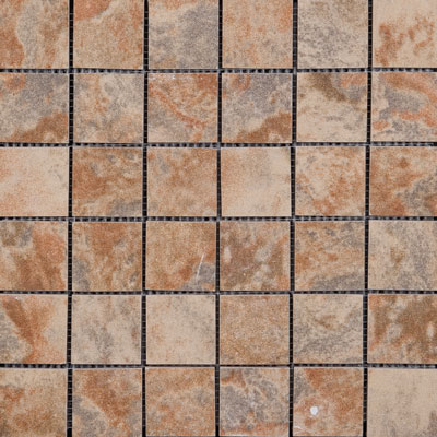 Megatrade Corp. Grand Canyon Mosaic Mosaico Brown 3823