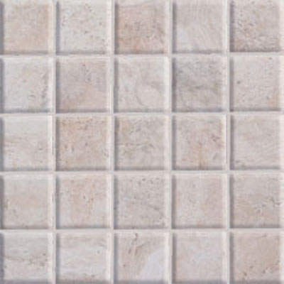 Megatrade Corp. Grand Travertino Mosaico Beige 3853