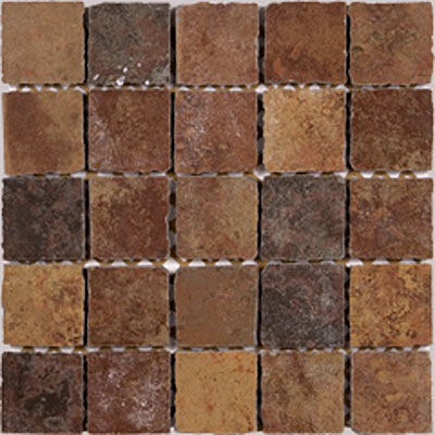 Megatrade Corp. Slate Solutions Mosaico Copper Red 3151