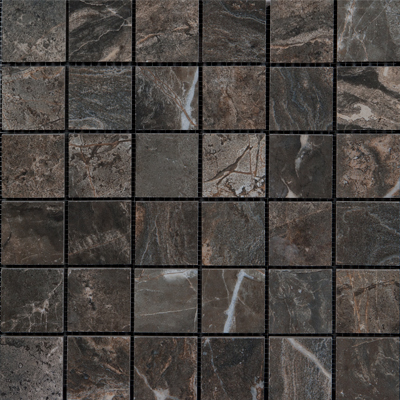 Megatrade Corp. Thrill Natural Finish Mosaico 13 x 13 Alps 4752