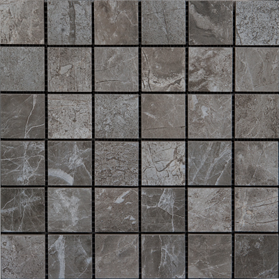Megatrade Corp. Thrill Natural Finish Mosaico 13 x 13 Frost 4753