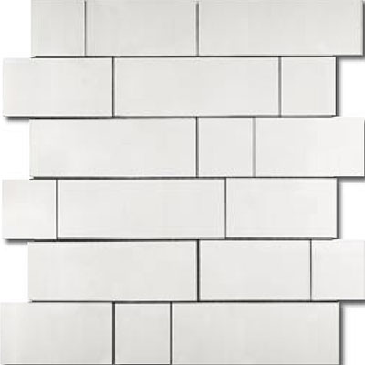 Metal Border Pure Metal Kios Mosaic Satin MTLMBM316SATIN