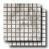 Pure Metal Mosaic 1 x 1