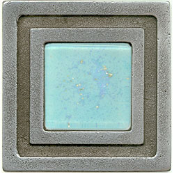 Miila Studios Aluminum Milan 4 x 4 Milan With Light Teal