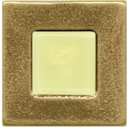 Miila Studios Bronze Barcelona 2 x 2 Barcelona With Light Lemon