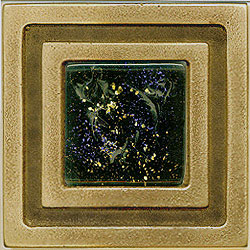 Miila Studios Bronze Milan 4 x 4 Milan With Galaxy