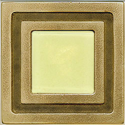 Miila Studios Bronze Milan 4 x 4 Milan With Light Lemon