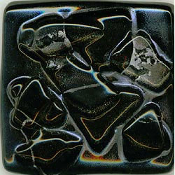 Miila Studios Stony Creek Glass Tile 4 x 4 Midnight Sky