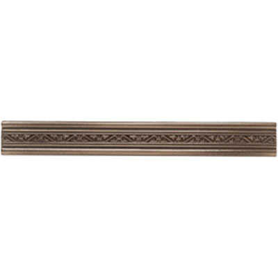 Mohawk Accent Statements - Metals (Discontinued) Vintage Bronze Laurel Accent Strip 5547