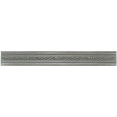 Mohawk Accent Statements - Metals (Discontinued) Vintage Pewter Laurel Accent Strip 5546