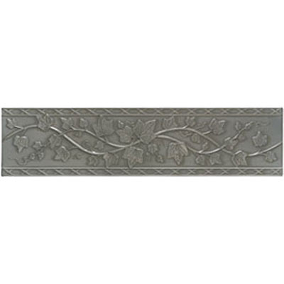 Mohawk Accent Statements - Metals (Discontinued) Vintage Pewter English Ivy Accent Strip 5550