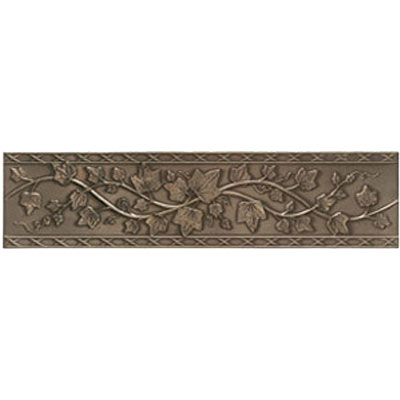 Mohawk Accent Statements - Metals (Discontinued) Vintage Bronze English Ivy Accent Strip 5551
