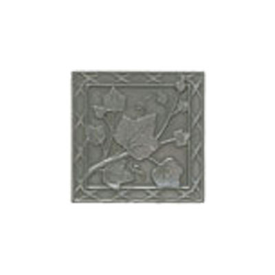 Mohawk Accent Statements - Metals (Discontinued) Vintage Pewter English Ivory Decorative Insert 5554