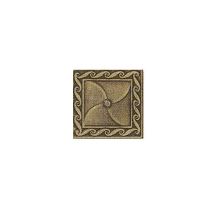 Mohawk Accent Statements - Metals (Discontinued) Vintage Bronze Scrollwork Insert 6771