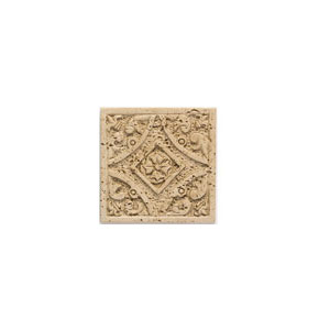 Mohawk Accent Statements - Travertine Resin (Discontinued) Travertine Filigree Insert 5543
