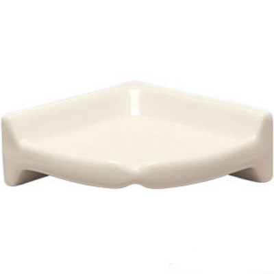 Mohawk Bath Accessories Ivory Lace Corner Shelf 4396