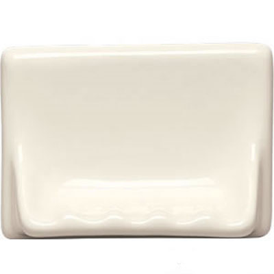 Mohawk Bath Accessories Ivory Lace Soap Dish 4498