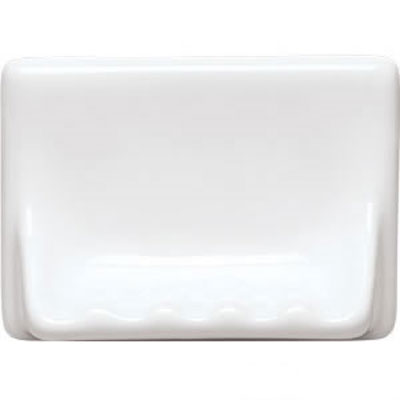 Mohawk Bath Accessories Star White Soap Dish 4499