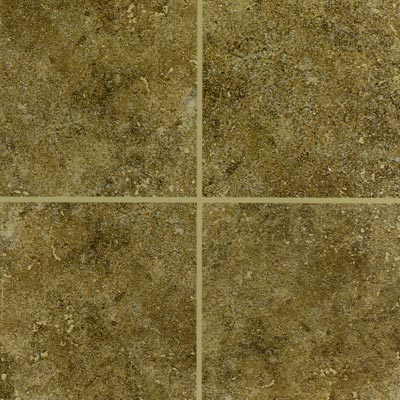 Mohawk Bella Rocca Floor 18 x 18 Tuscan Brown 6615
