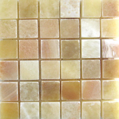 Mohawk Marblestone Mosaics Polished Honey Onyx 4567