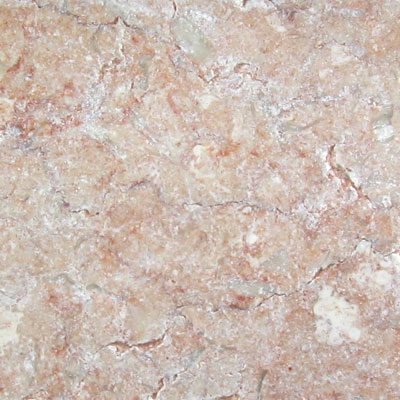 Mohawk Marblestone Tumbled 4 x 4 Tea Rose 4043
