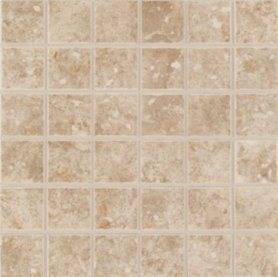 Mohawk Steppington Mosaic Taupe 4984