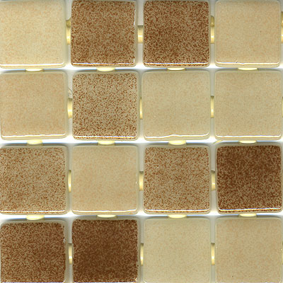 Onix Mosaico Blends Camel Mix - Castilla 25953