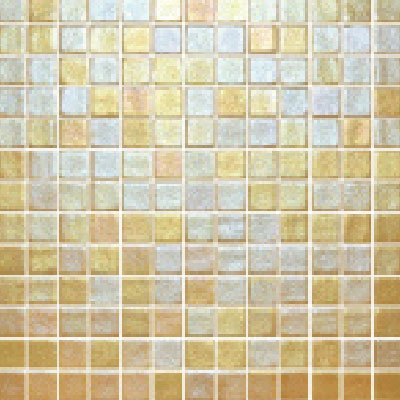 Onix Mosaico Glamour Gold Mosaic White Gold Mix 2002219