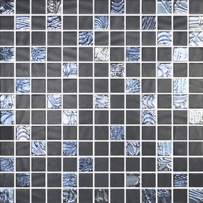 Onix Mosaico Nature Blends Mosaic Upsala Dark Grey 2002328