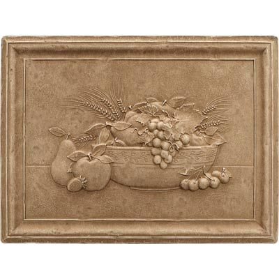 Questech Dorset Decoratives - Noche Fruit Bowl Mural QUES1M11302