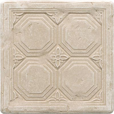 Questech Dorset Floor Accents - Travertine Coventry Corner QUES1C13801