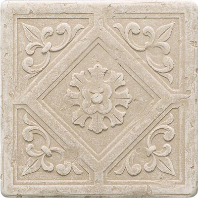 Questech Dorset Floor Accents - Travertine Essex Corner QUES1C13701