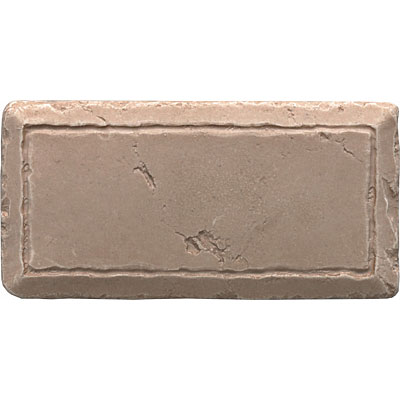 Questech Stone Shadow Brick 3x 6 Doric Travertine QUES1L17701
