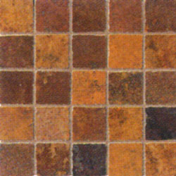 Rex Slate Solutions Mosaic Copper Red RXTCOPPMOSAICO
