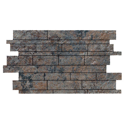 Rock & Rock Natural Link Mosaic Antracita FG1006A311