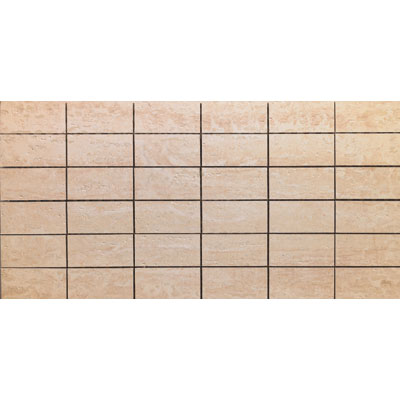 Rock & Rock Travertino Combi Mosaic Crema FR10057071