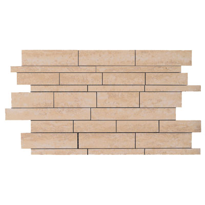 Rock & Rock Travertino Link Mosaic Crema FR10157071