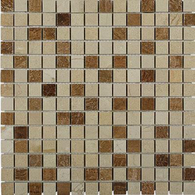 Soho Studio Corp Jerusalem Gold Mosaic Squares