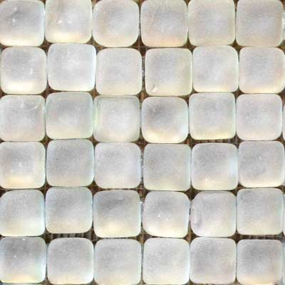 Solistone Glass Pillow Cubes Mosaic Opalescent SOL9022SU