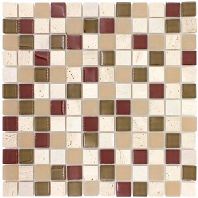 Elida Ceramica Earth Blend Mosaic Orchid CHIGLACT1101