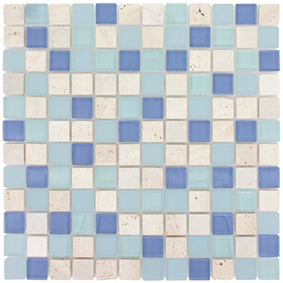 Elida Ceramica Earth Blend Mosaic Water Springs CHIGLACT1104