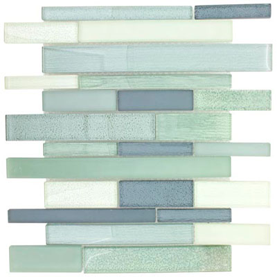 Elida Ceramica Feel Brick Mosaic Summer Breeze Brick CHIGLAPC106B