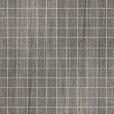 Stone Peak Materia 3D Honed Mosaic 1 x 1 Heather Grey USH12MS180