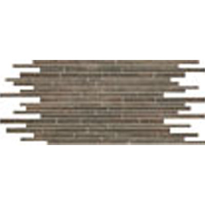 Stone Peak Materia 3D Honed Mosaic Multi-Size Strip Leather Strips USH124M581