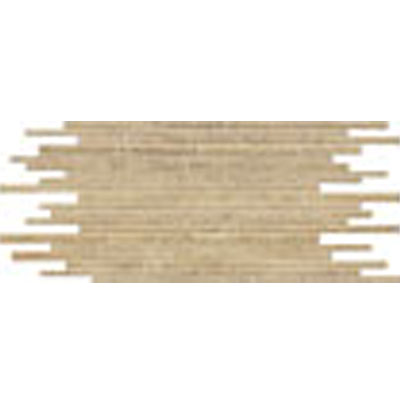 Stone Peak Materia 3D Honed Mosaic Multi-Size Strip Sisal USH124M584
