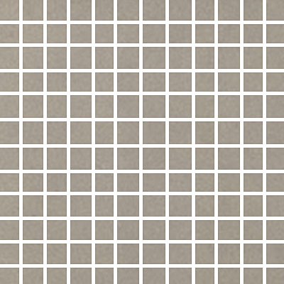 Stone Peak TheStandard Satinato Mosaic 1 x 1 Taupe Gray USST12MS153