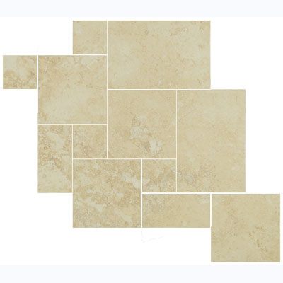 Tesoro Aluetian (4 pc Pattern) (Dropped) Atka Beige (4pc Pattern) GEALBEPAT