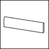 Tesoro EcoTravertini 12 x 24 Polished Bullnose 3 x 12