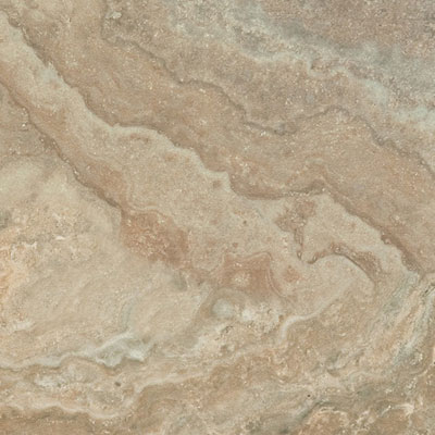 Tesoro EcoTravertini 12 x 24 Polished Noce ISLISTRNO1224